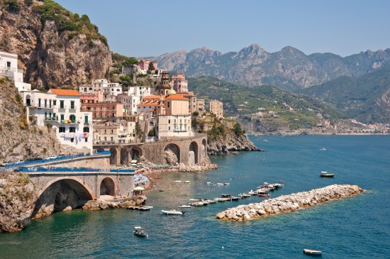 La Côte Amalfi
