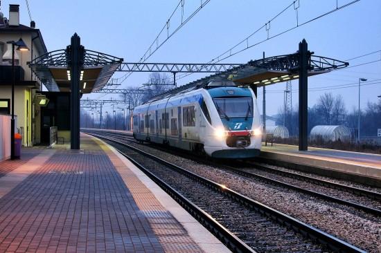 Train Italien