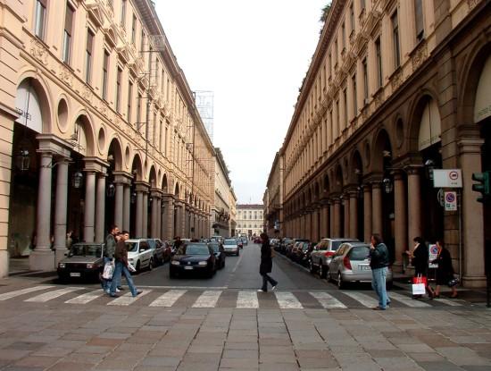 La Via Roma