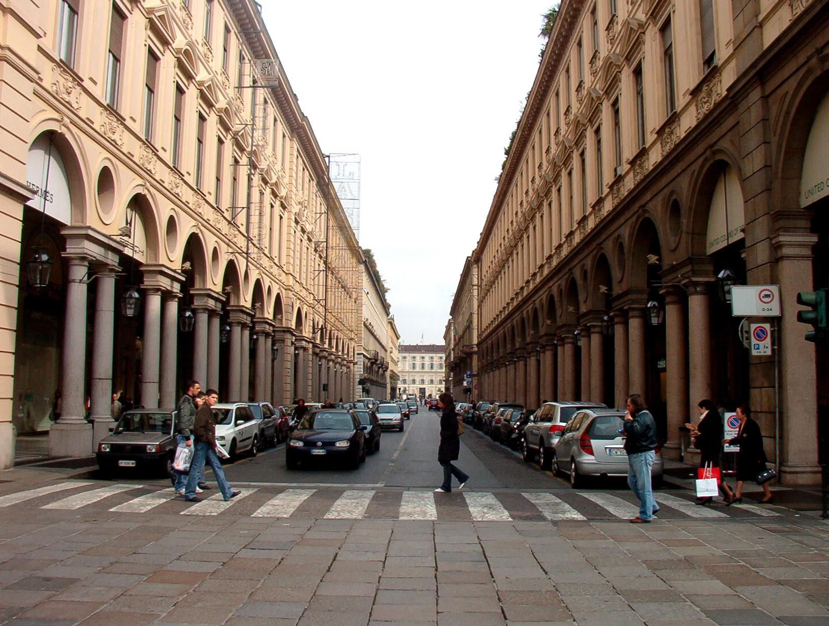 shopping turin guide italie