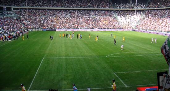Stade Juventus, Italie