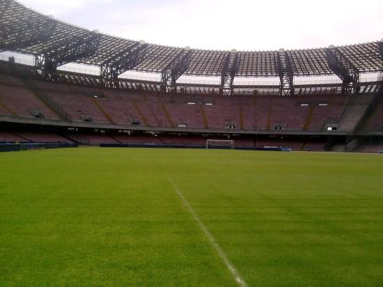 Stade San Paolo, Italie