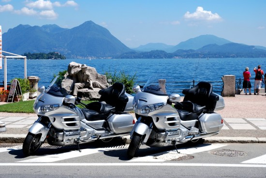 L'Italie en moto