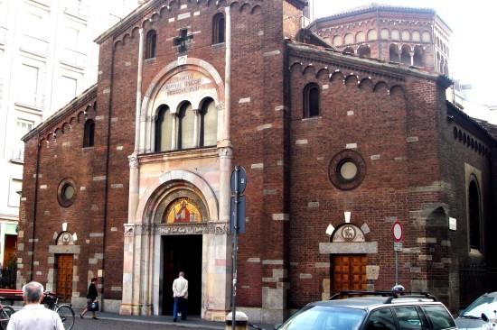 Église de San Babila, Milan