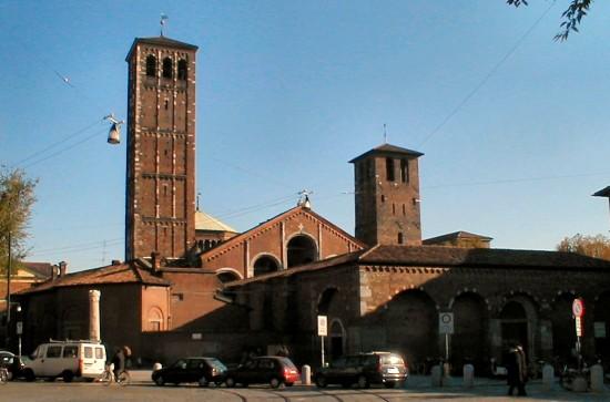 Basilique Saint-Ambroise de Milan