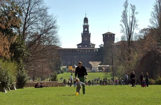 Parco Sempione, Milan