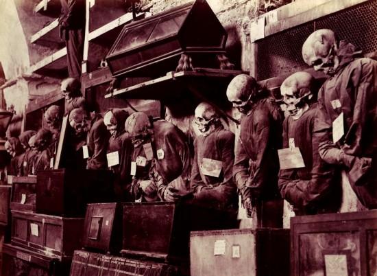 Catacombes des Capucines de Palerme