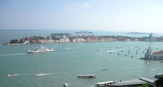 L'ile de Giudecca
