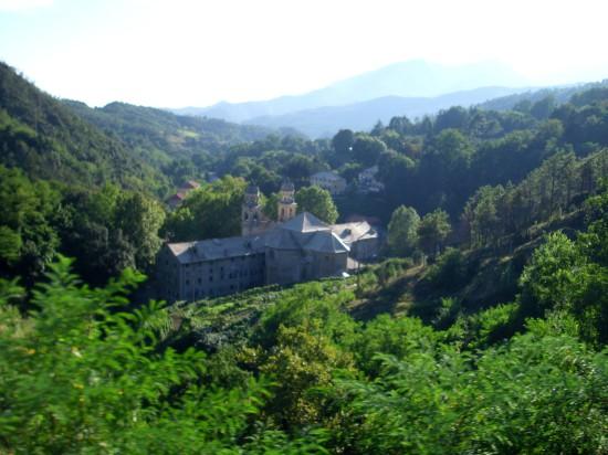 Le village d'Acquasanta