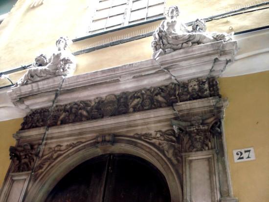 Palais de la Via Canneto, Gênes