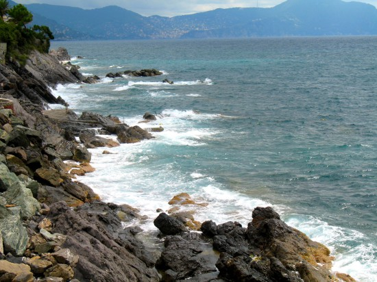 Quinto al mare, Gênes