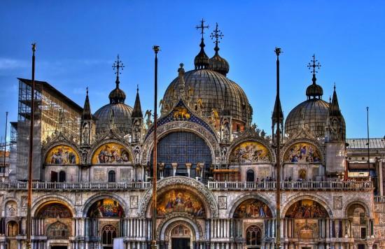Basilique Saint Marc, Venise