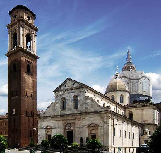 La cathédrale Saint-Jean-Baptiste de Turin