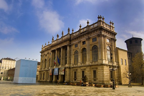 Palazzo Madama de Turin