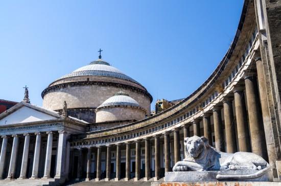 Basilique de San Francesco di Paola
