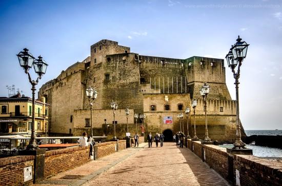 Chateau de l'Ovo, Naples